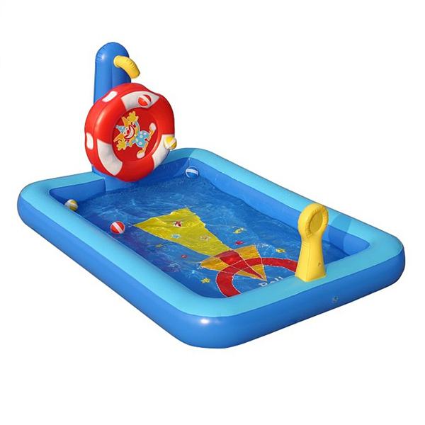 Детский бассейн игровой
