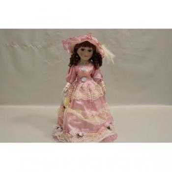 Фарфоровая кукла Angelina
