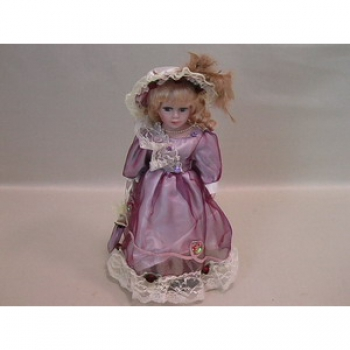 Фарфоровая кукла Peyton