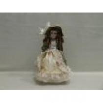 Фарфоровая кукла Chloe