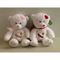 Мягкая игрушка Мишка с сердечком