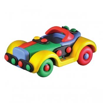 Детский игровой конструктор Автомобиль малый