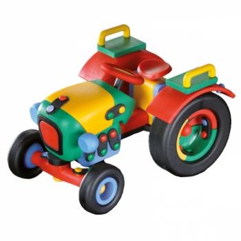Детский игровой конструктор Трактор