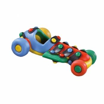 Детский игровой конструктор Гоночный автомобиль малый