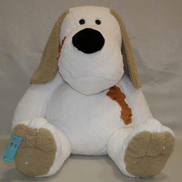 Мягкая игрушка Собачка с заплаткам большая арт. 89577