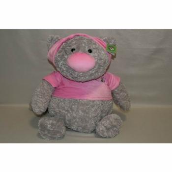 Мягкая игрушка Кот серый арт. 89583