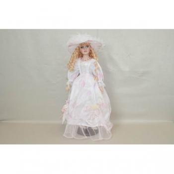 Фарфоровая кукла Victoria