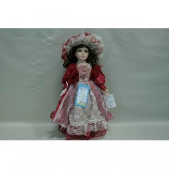Фарфоровая кукла Elena