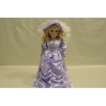 Фарфоровая кукла Mabel