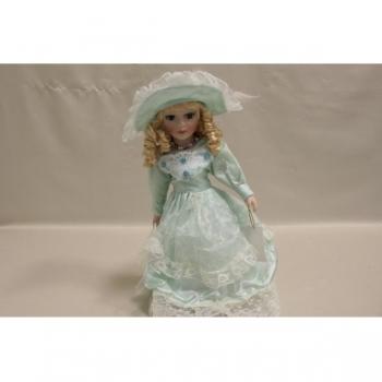 Фарфоровая кукла Mackenzie