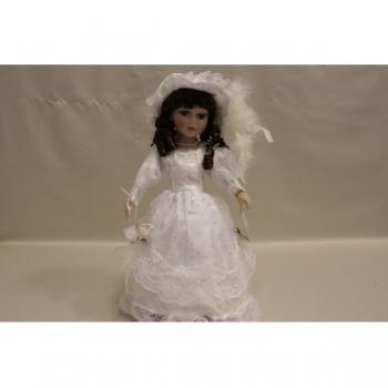 Фарфоровая кукла Charlotte