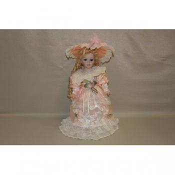 Фарфоровая кукла Julia
