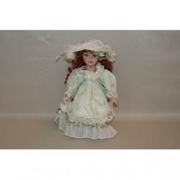 Фарфоровая кукла Morgan