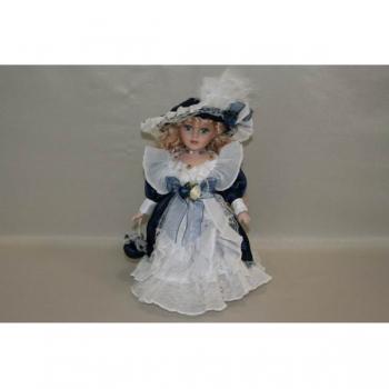 Фарфоровая кукла Claire