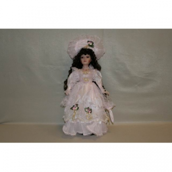 Фарфоровая кукла Melanie