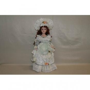 Фарфоровая кукла Molly