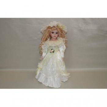 Фарфоровая кукла Zoey