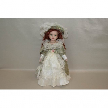 Фарфоровая кукла Maria