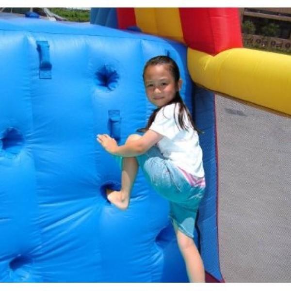 Детский надувной центр HAPPY HOP с горкой