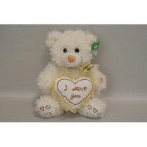 Мягкая игрушка Мишка с сердцем