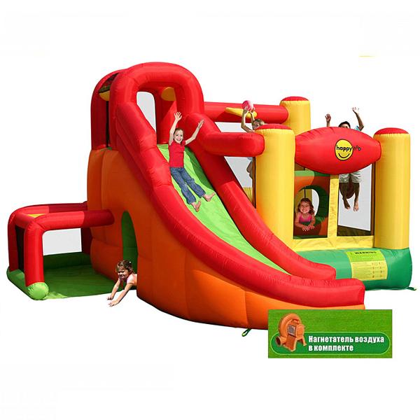 Надувной Батут Happy Hop 9260 Игровой центр