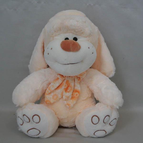 Мягкая игрушка Собачка бежевая арт. 94802