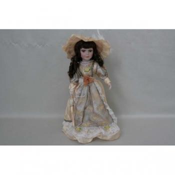 Фарфоровая кукла Ella