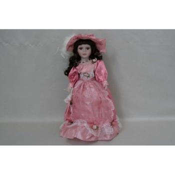 Фарфоровая кукла Lily