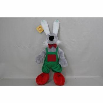 Мягкая игрушка Зайчик в штанишках арт. 95304