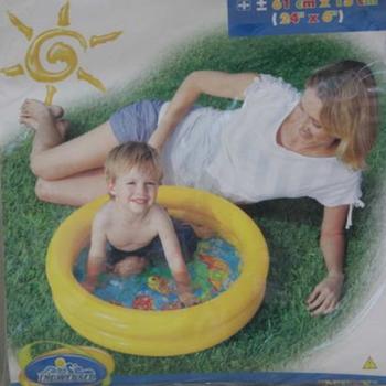 Надувной бассейн INTEX мини 1-3