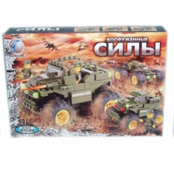 Детский игровой конструктор Вооруженные силы