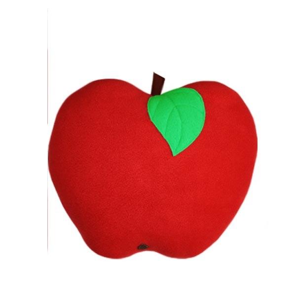 Декоративная подушка Яблоко арт apple_r