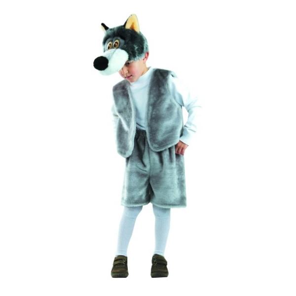 Карнавальный костюм Волк Прохор