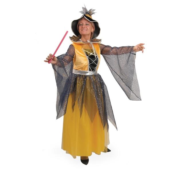 Карнавальный костюм Колдунья