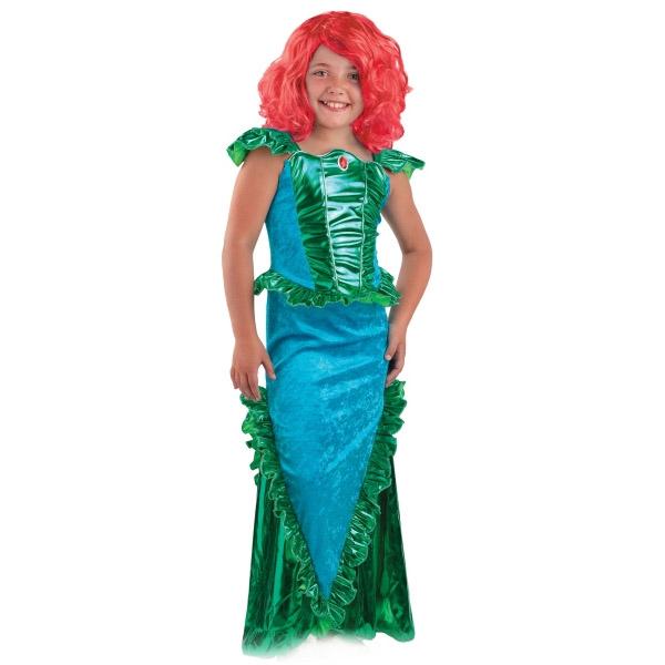 Карнавальный костюм Русалочка