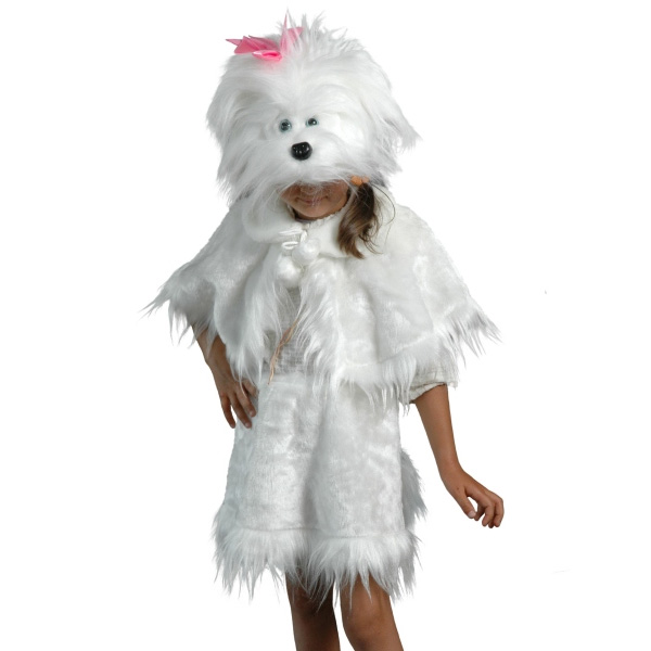Карнавальный костюм Болонка