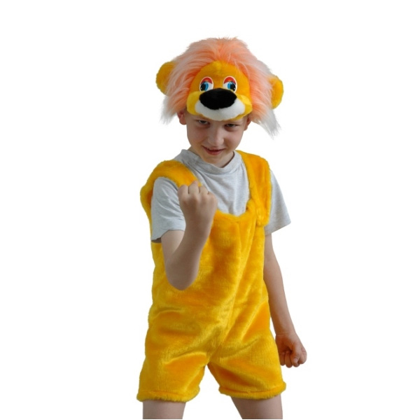 Карнавальный костюм Лев