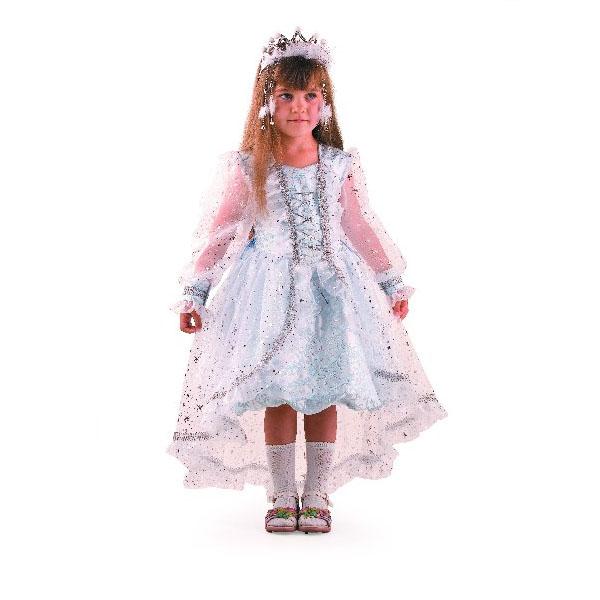 Карнавальный костюм Снежинка-принцесса
