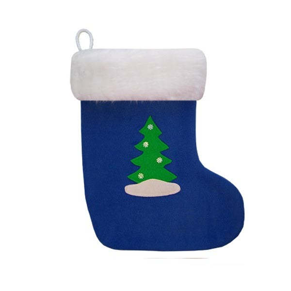 Рождественский носок арт CHBF-1s