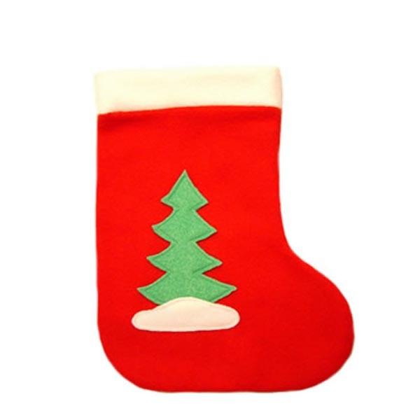 Рождественский носок арт CHF-1k