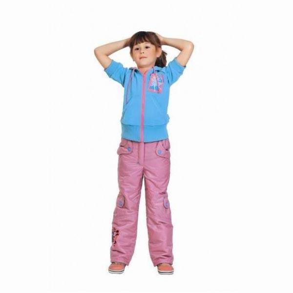 Детские брюки Камилла