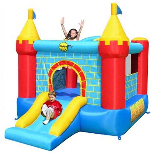 Детский надувной батут Замок 9312