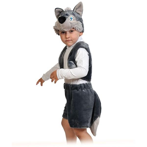 Карнавальный костюм Волчонок k00-3002