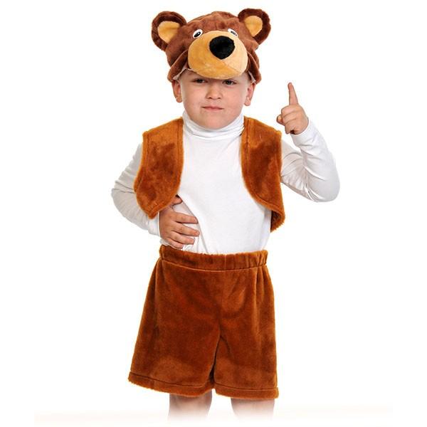 Карнавальный костюм Мишка бурый k00-3010