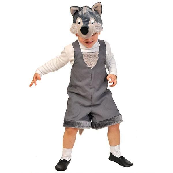 Карнавальный костюм Волчонок k2002