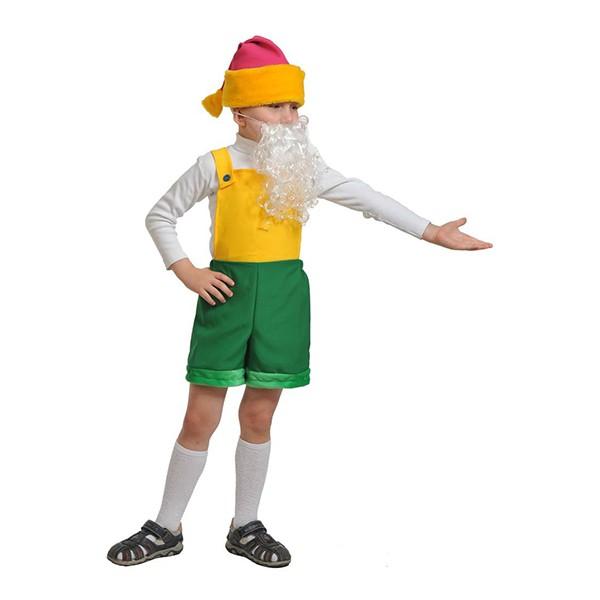 Маскарадный костюм Гномик арт. 2003