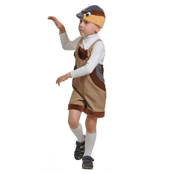 Карнавальный костюм Воробей k2052