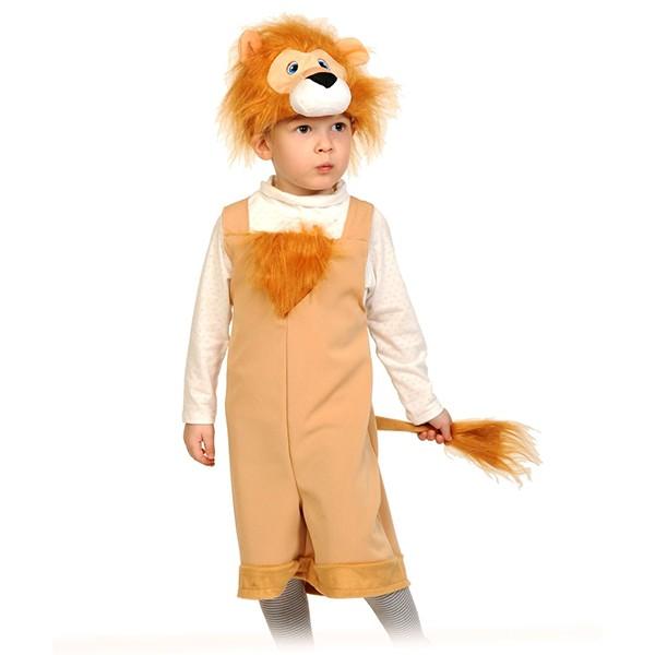 Карнавальный костюм львенок k2074
