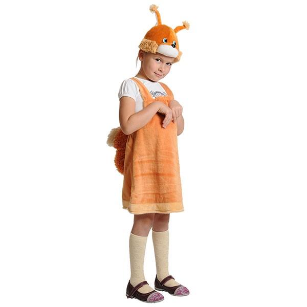 Карнавальный костюм Белочка  k3001
