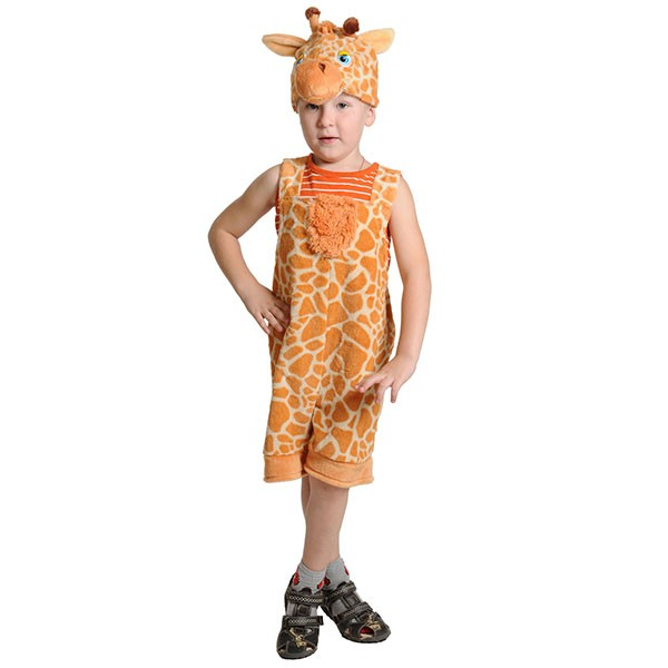 Карнавальный костюм Жирафчик k3019